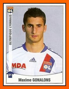 Maxime GONALONS 2010