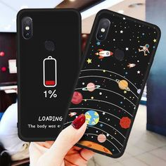 Cool Space Case For Xiaomi Mi 9 8 Lite Pocophone Mix 3 For Redmi 7 Note 7 6 5 Pro 5 Plus 6 Pro Soft TPU Cover - Cool Space Case For Xiaomi Mi 9 8 Lite Pocophone Mix 3 For Re – elegantonlinemarket - Art Phone Cases, Diy Phone Case, Iphone Case Covers, Diy Case, Iphone 3, Coque Iphone, Tumblr Phone Case, Aesthetic Phone Case, Mobile Cases