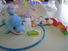 Dolphin Themed Birthday Party   perfect venue to reservations via fax featuring the dolphins lively