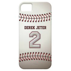 Shop Legend Number 2 Shortstop - Custom Name Baseball Case-Mate iPhone Case created by SportsPlaza.
