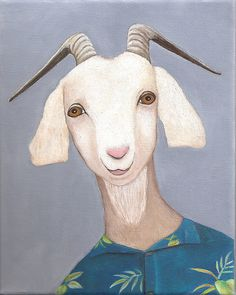 The Year of the Goat