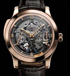 Jaeger LeCoultre Master Minute Repeater...THE reference