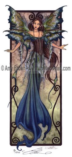 Amy Brown: Fairy Art - The Official Gallery - Fae II