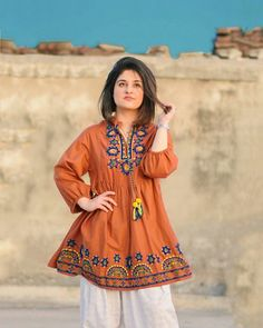A thread on my ethnic/cultural wear. I get this question all the time where I shop such kurtas from so mentioning some of my ALL time… Pakistani Frocks, Pakistani Formal Dresses, Pakistani Fashion Casual, Pakistani Dress Design, Pakistani Outfits, Stylish Dress Designs, Designs For Dresses, Stylish Dresses, Casual Dresses