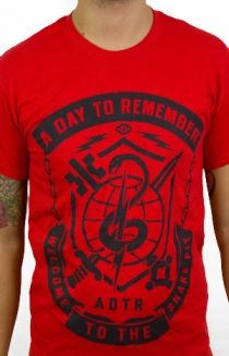 Snake Pit T-Shirt - A Day To Remember T-Shirts - Online Store on District Lines
