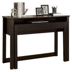 """Monarch Specialties 48"""" Computer Desk - Brown"""