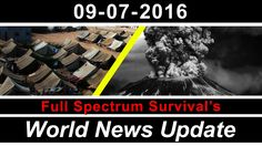 Russia Warns US  - Congo Fever - Imminent Eruption - Refugee Crisis - Un...