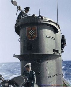 U-Boats ~ U-132 ~ BFD