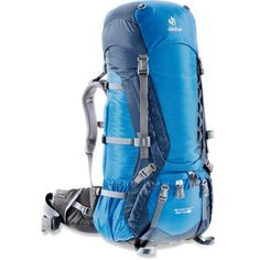 For weekend trips Deuter Aircontact 60   10 SL Pack - Women's