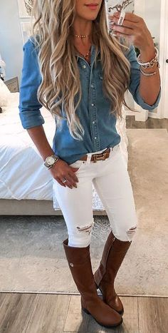 Amazing Casual Fall Outfits It is important for you to Cop This Weekend. casual fall outfits for women over 40 Fall Outfits 2018, Mode Outfits, Fall Winter Outfits, Fashion Outfits, Fashion Ideas, Winter Wear, Country Winter Outfits, Fashion Clothes, Fashion Trends