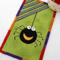 Halloween/Thanksgiving Mug Rugs Book by The Patchsmith - Craftsy