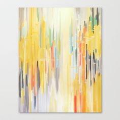 Anne Stretched Canvas by Erin Cooper - $85.00