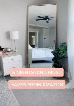 Room Ideas Bedroom, Teen Bedroom, Bedroom Decor, Cute Room Decor, Teen Room Decor, Best Amazon Buys, Cool Gadgets To Buy, Aesthetic Room Decor, Dream Rooms