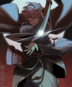 【刀剣乱舞】刀を構える歌仙さん【とある審神者】 : とうらぶ速報~刀剣乱舞まとめブログ~