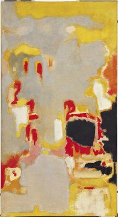 Mark Rothko, Untitled, 1946-1948, Oil on Canvas