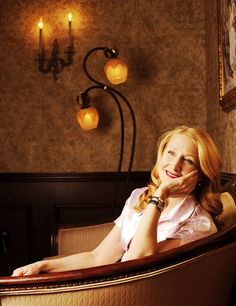 I can't think of a single problem with expecting that I will one day be married to Patricia Clarkson.