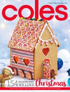 Coles Magazine August Do you know what's in and what's hot in the Coles Australia for this week? Easy Ham Glaze, Coles Recipe, Weekly Specials, Why Christmas, Ever And Ever, Gingerbread, December, Magazine, Recipe Books