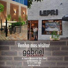 Venha nos visitar aqui na Lepri Finas Cerâmicas Rústicas da Gabriel e confira nossos produtos!