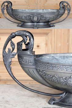 antique pewter | Antique Pewter ~ Precious Metal of Charm
