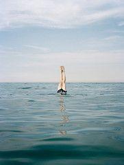 Lake Michigan, Chicago by Daniel Seung Lee