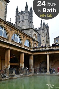 If you're planning a day trip to Bath or making it your home base for a few days, take a look at our family friendly guide to things to do in Bath.
