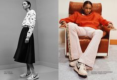 "Special Look! Berlin Showroom Women's A/W'15 Editorial ""Just Another Normal Day"""
