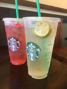 Starbucks – The Best Coffee and Espresso Drinks Bebidas Do Starbucks, Copo Starbucks, Starbucks Secret Menu Drinks, Pink Starbucks, Summer Drinks, Fun Drinks, Healthy Drinks, Summer Food, Espresso Drinks