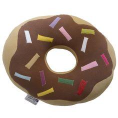 Homer Simpson ne è ghiotto e questo sarà sicuramente il suo cuscino preferito! Una gustosa ciambella sulla quale rilassarsi. #cuscinobiscotto  http://www.carillobiancheria.it/cuscino-biscotto-ciambella-glassata-con-codette-loriginale-l878-p-9816.html