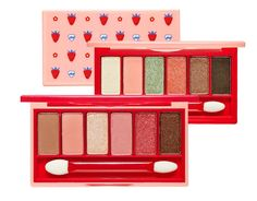 Etude House Berry Delicious for Spring 2016 | Etude House Berry Delicious Fantastic Color Eyes Eyeshadow Palettes (2 shades)