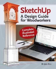 Sketchup: A Design Guide for Woodworkers (Paperback) - 17154069 - Overstock.com Shopping - Great Deals on Woodworking