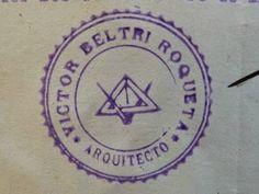 MODERNISMO y ART-DÉCO en la Región de Murcia: 27.- VÍCTOR BELTRÍ Y ROQUETA (Tortosa, 1862 - Cartagena, 1935): ARQUITECTO MODERNISTA