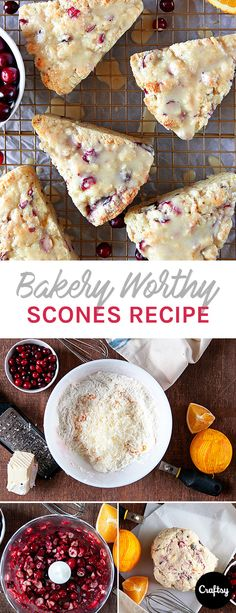 A perfect scone is tender, moist and full of flavor. The good news is that it's really easy to make perfect scones in your very own kitchen for Mother's Day brunch.