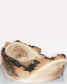 Bowl made from a tree felled by Hurricane Sandy in NYC's Central Park