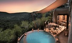 The 25 Best Safari Lodges In South Africa – Big 7 Travel Guide Glamping, South Africa Holidays, Africa Safari Lodge, Game Reserve South Africa, Game Lodge, Private Games, Africa Travel, Holiday Travel, Beautiful Buildings