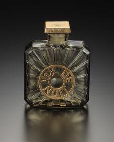 《夜間飛行》 1933年 ゲラン 海の見える杜美術館 - Perfume Bottle