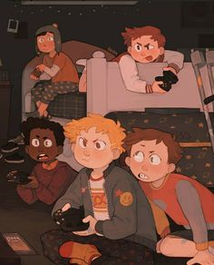South Park Anime, South Park Fanart, South Park Characters, Fictional Characters, Park Pictures, Park Art, Edd, Young Boys, Character Design Inspiration