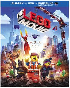 Enter for a chance to win The LEGO Movie on Blu-Ray starring the voices of Chris Pratt and Elizabeth Banks, directed by the duo behind 21 Jump Street and Cloudy with a Chance of Meatballs.