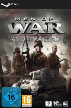 Men of War: Assault Squad 2 (STEAM GIFT) DIGITAL 9,30