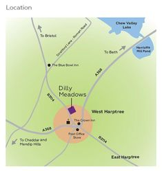 DILLY MEADOWS * — Whitecroft Developments - providing small high quality developments for homes in Bristol and the South West Blue Bowl, Post Office, Bristol, New Homes, Mail Center