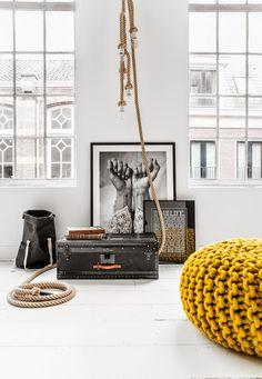 Couleur Locale - via Coco Lapine Design Interior Design Blogs, Interior Styling, Interior Inspiration, Interior Decorating, Decorating Tips, Interior Exterior, Home Interior, Yellow Interior, Rustic Furniture