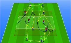 Barcelona training sessions (2) – Football Tactics