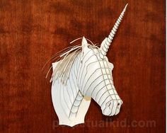 Gift Idea: Unicorn Bust  Just saying...