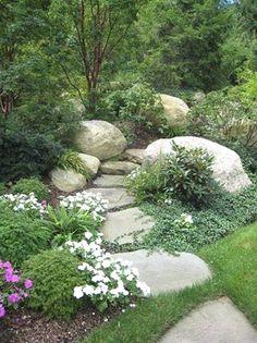 Landscaping DIY #LandscapingIdeas #LandscapingFrontYard #LandscapingDIY
