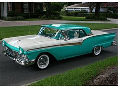1957 Ford Fairlane for Sale | ClassicCars.com | CC-435081