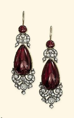 ♔ Middle East Jewellery - Earrings