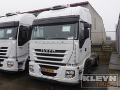 IVECO AS440S45 STRALIS Tractor unit front-side