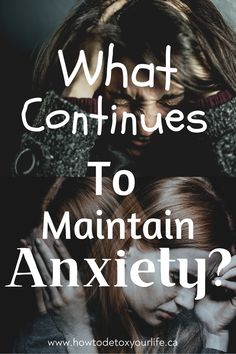Do You Have Anxiety? Do You Wonder What Causes Anxiety? What Maintains Anxiety, And What Can You Do About It? What Causes Anxiety, How To Treat Anxiety, Black And White Thinking, Cognitive Distortions, Stress Quotes, Positive Mental Health, Stomach Acid, Hip Pain