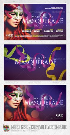 Realistic Graphic DOWNLOAD (.ai, .psd) :: http://jquery.re/pinterest-itmid-1006539378i.html ... Mardi Gras and Carnival Flyer Template ...  EAMejia, beautiful, brasil, brazil, carnival, carnival mask, celebration, elegant, flyer, girl, mardi gras, masquerade, nightclub, party, rio, samba, zamba  ... Realistic Photo Graphic Print Obejct Business Web Elements Illustration Design Templates ... DOWNLOAD :: http://jquery.re/pinterest-itmid-1006539378i.html