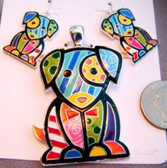 Colorful Enamel Patc