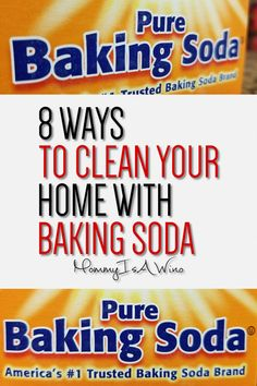 Natural Cleaning Products - Cleaning Tips - Ways To Clean With Baking Soda - Clean Your Whole House With Baking Soda - Green Cleaning Tips #cleaning #cleaningtips #naturalcleaningproducts #cleaningproducts #bakingsoda #BakingSodaShampooRecipe #BakingSodaForDandruff Baking Soda Drain Cleaner, Baking Soda Dry Shampoo, Baking Soda For Dandruff, Baking Soda Baking Powder, Honey Shampoo, Baking Soda Cleaning, Baking Soda Vinegar, Baking Soda Water, Cider Vinegar